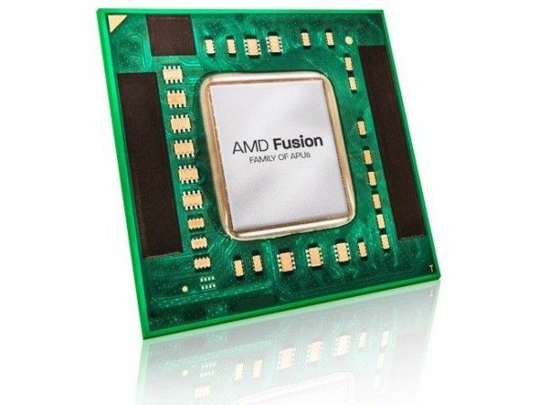 AMD Fusion chip 599x4501 Primer vistazo a los procesadores AMD APU Richland