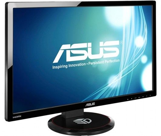 ASUS presenta monitor 3D a 144 Hz en CES 2013