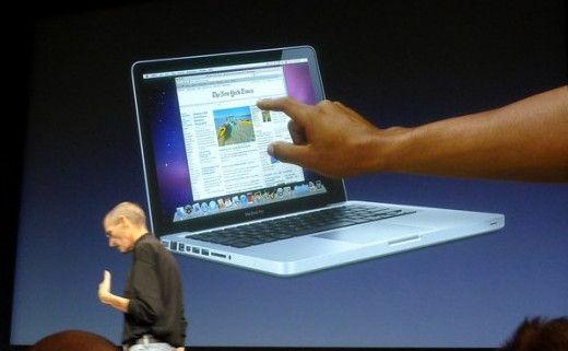 Leap Motion en los Mac de Apple ante la avalancha de PCs táctiles con Windows 8 30