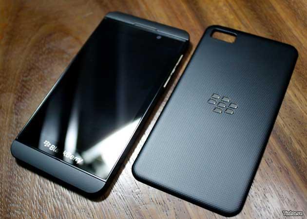 RIM comercializará en 2013 al menos seis smartphones BlackBerry 10 27