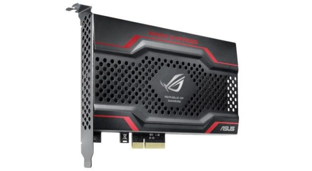 ASUS ROG RAIDR PCIe, almacenamiento extremo para gamers 31