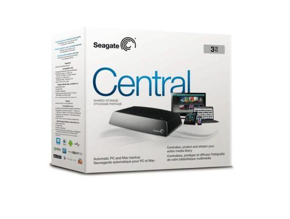 Seagate Central, NAS Wi-Fi con streaming DLNA 28