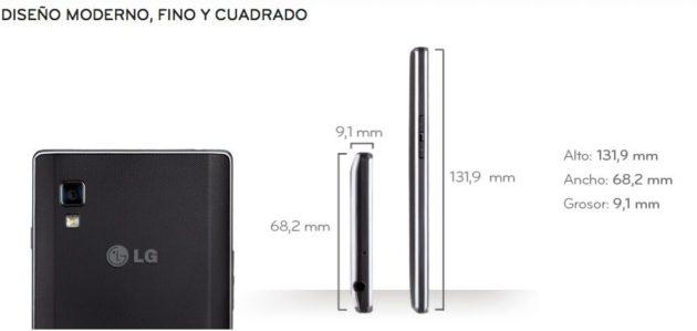 LG Optimus L9 35