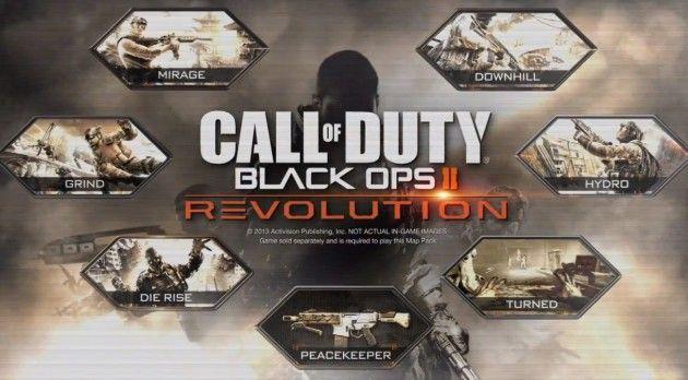 Tráiler de Call of Duty: Black Ops II Revolution DLC 28