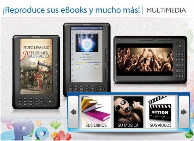 """Veamos si merece la pena el NO """"eBook Reader"""" del periódico El Mundo 32"""