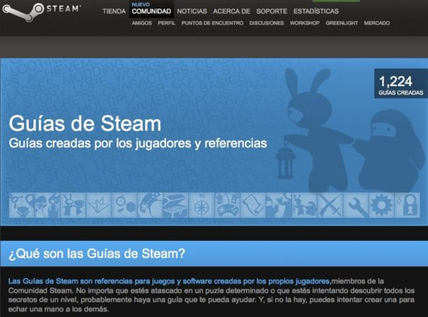 Steam Guides, guías para tus juegos favoritos 31