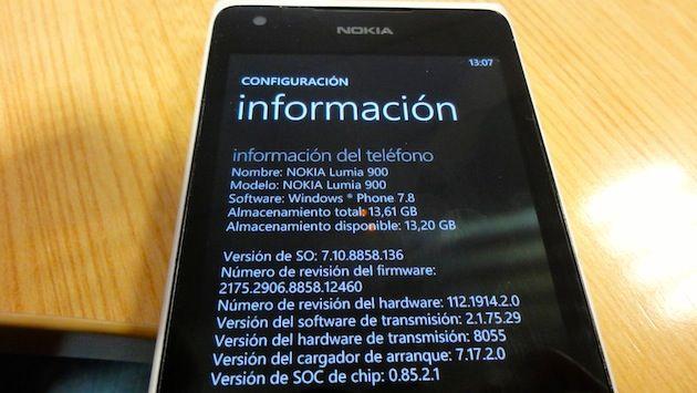 Deja de esperar Windows Phone 7.8 y pruébalo ya en tu Lumia 35