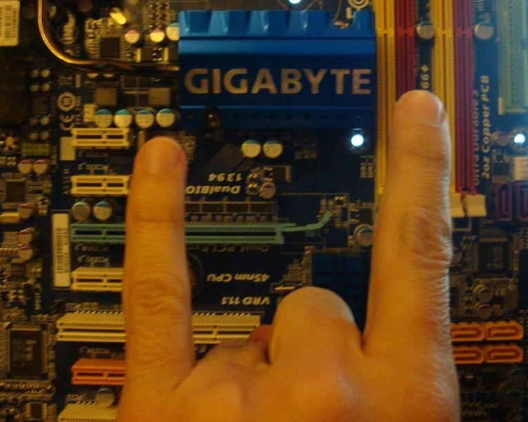 GIGABYTE: placas perfectas para overclock RAM