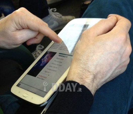 El Galaxy Note 8, rival del iPad mini, en imágenes 30