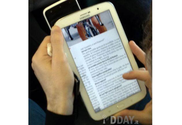 El Galaxy Note 8, rival del iPad mini, en imágenes 29