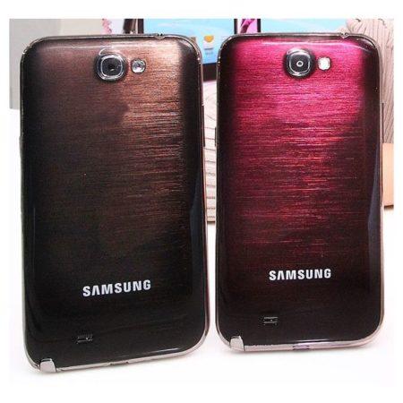 Samsung relanza el Galaxy Note II en nuevos colores 30