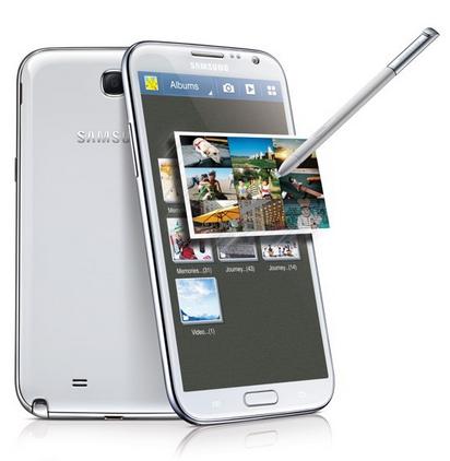 Galaxy Note III, pantallón de 6,3 pulgadas y SoC de 8 núcleos 31