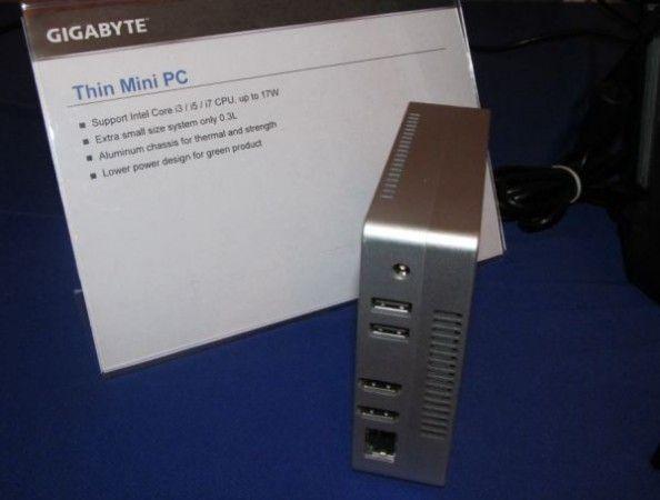 GIGABYTE crea sobre el Intel NUC, el mini-PC más potente del mercado 33