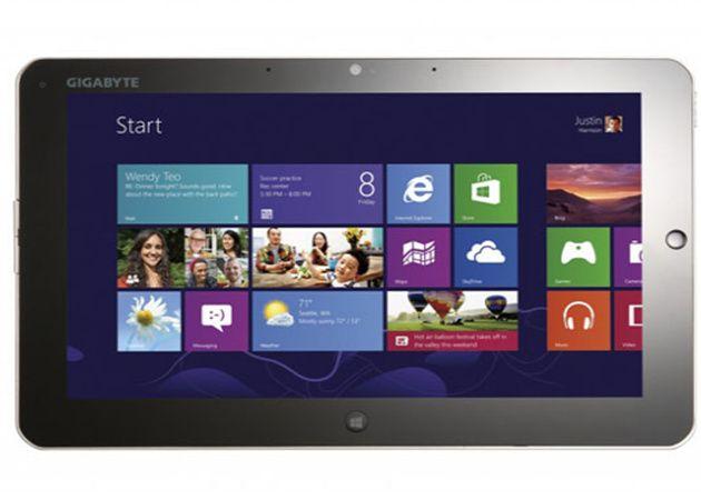 GIGABYTE presenta nuevas tablets S1082 y S1185