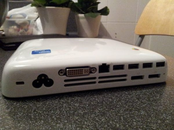 Nuevo Chromebox Samsung 32