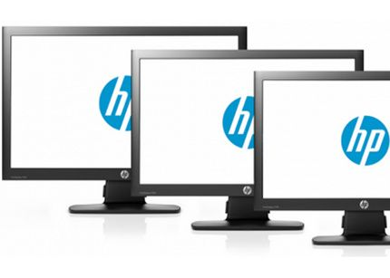 Los monitores HP innundan CES 2013