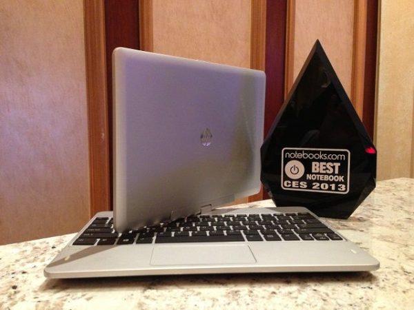 HP Revolve, el mejor portátil de CES 2013 31