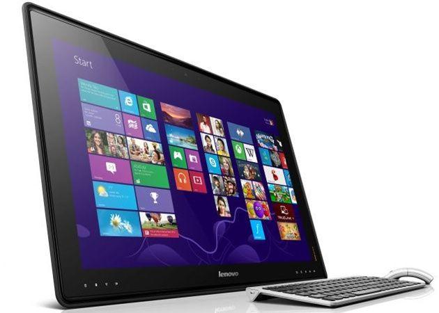 Lenovo presenta tablet de 27 pulgadas IdeaCentre Horizon 29