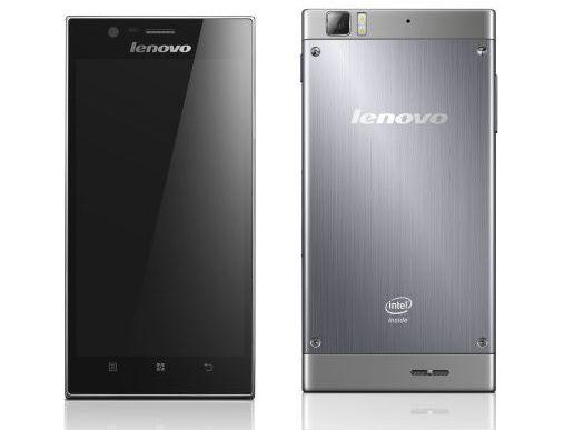 Lenovo K900, un phablet Intel CloverTrail+ y Android 28