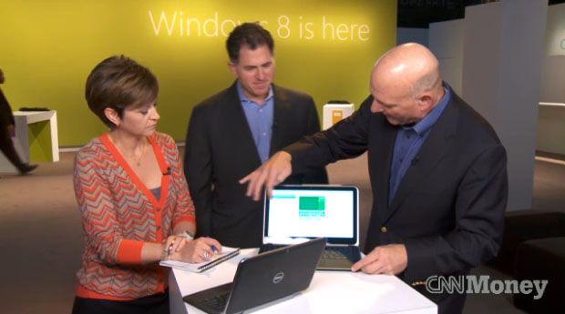 Microsoft negocia entrar en la compra de Dell con fuerte inversión 29