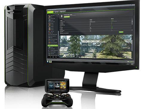 NVIDIA presenta su propia máquina de juegos Project SHIELD 31
