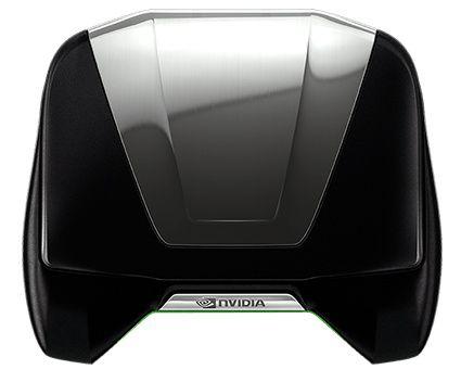 NVIDIA presenta su propia máquina de juegos Project SHIELD 30
