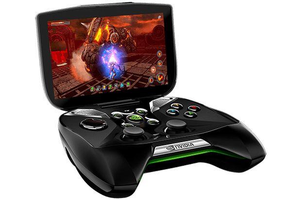 NVIDIA presenta su propia máquina de juegos Project SHIELD 29