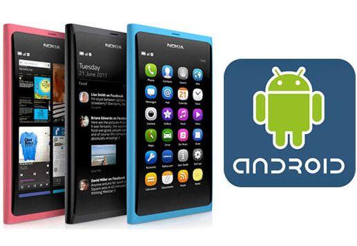 Elop no descarta un Nokia con Android 29