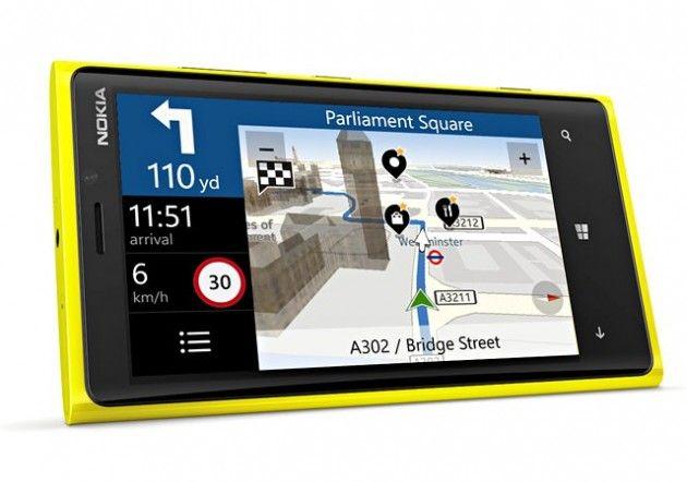 Nokia ofrece navegación gratuita GPS (sin datos) a todos los Windows Phone 8