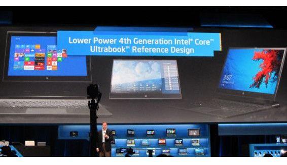 Intel obligará a que los Ultrabook tenga pantalla táctil