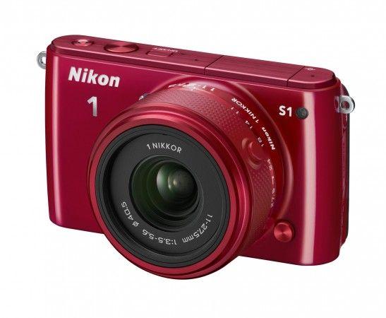 S1 11 27.5 RD frt34l 547x450 Nuevas cámaras mirrorless Nikon 1 J3 y S1