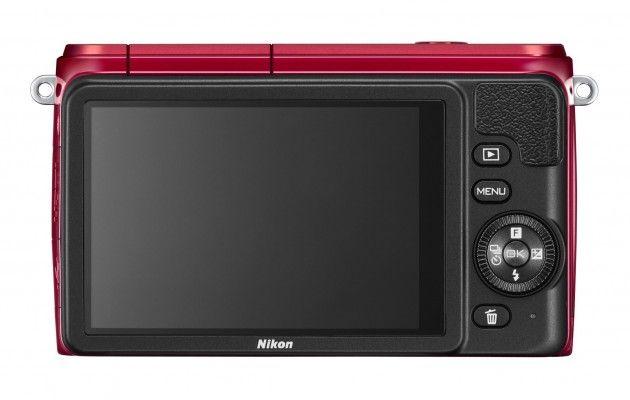 S1 RD back 630x400 Nuevas cámaras mirrorless Nikon 1 J3 y S1