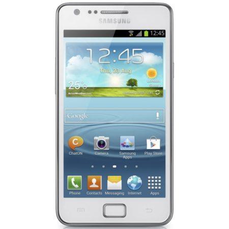 Samsung Galaxy SII vuelve al mercado, con la coletilla Plus 31