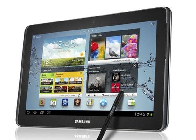 Samsung Galaxy Tab 3 Plus: Exynos 5 y 2.560 x 1.600 píxeles 30