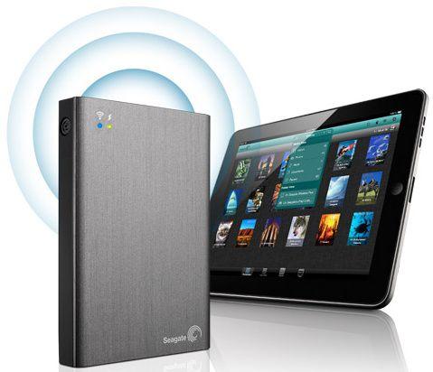 Seagate Wireless Plus1 Lo mejor del CES 2013