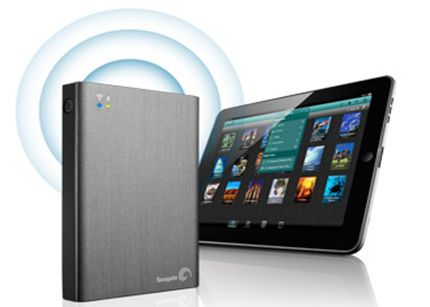 Seagate Wireless Plus, almacenamiento multimedia inalámbrico