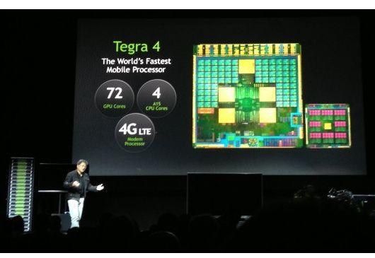 """NVIDIA anuncia Tegra 4, el """"procesador móvil más rápido del mundo"""" 28"""
