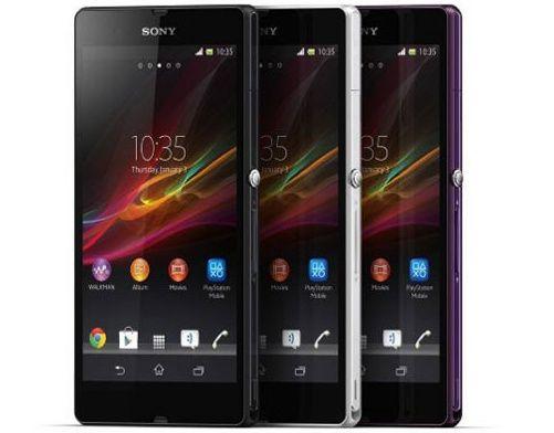 Sony presenta el impresionante smartphone Xperia Z 29