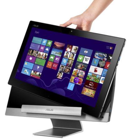 ASUS AIO transformable a tablet con Windows 8 y Android 32