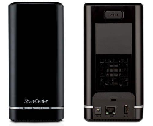 D-Link ShareCenter 2-Bay Cloud Network Storage (DNS-320L) 32