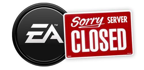 Se acabó el juego on-line para muchos juegos EA: Sims 2, FIFA 11, NBA Jam... 37