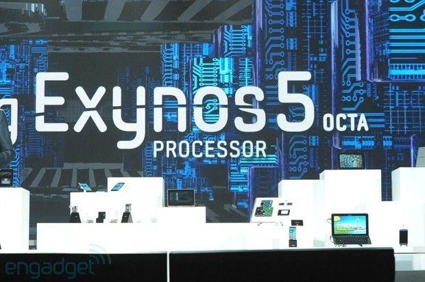 Samsung anuncia el Exynos Octa, procesador móvil de ocho núcleos 29