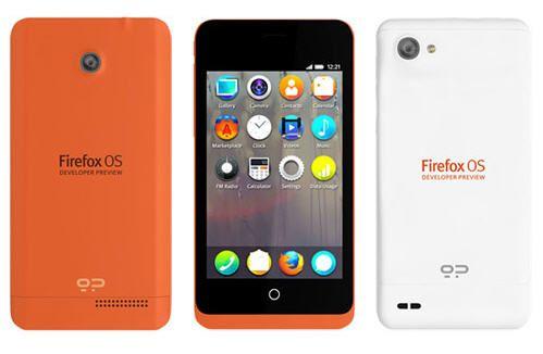 Mozilla presenta sus smartphones para desarrolladores basados en Firefox OS 32