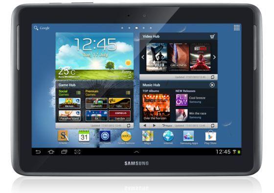 Galaxy Note 8, especificaciones del rival del iPad mini 28