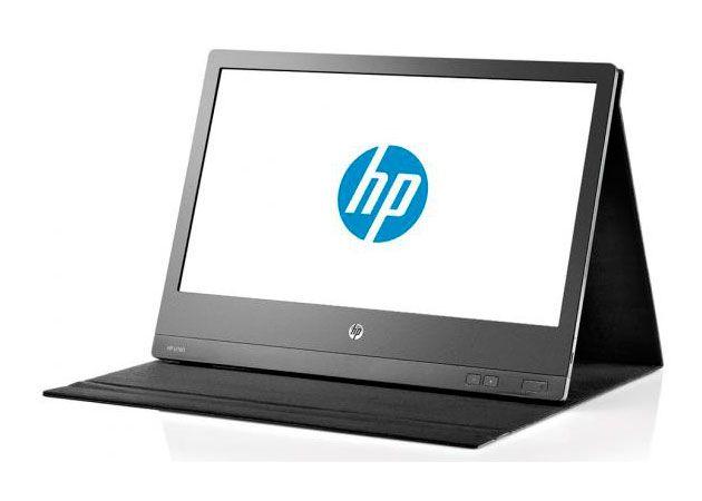 HP presenta HP U160, monitor perfecto para ultrabooks