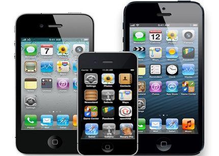 Apple se pone seria: cuatro nuevos iPhone en 2013 29