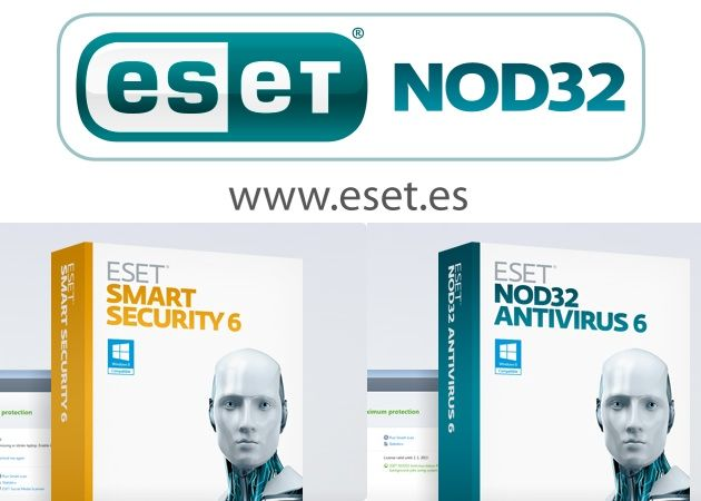 nod326 Nuevo NOD32 en versiones Antivirus 6 y Smart Security 6 en ESET