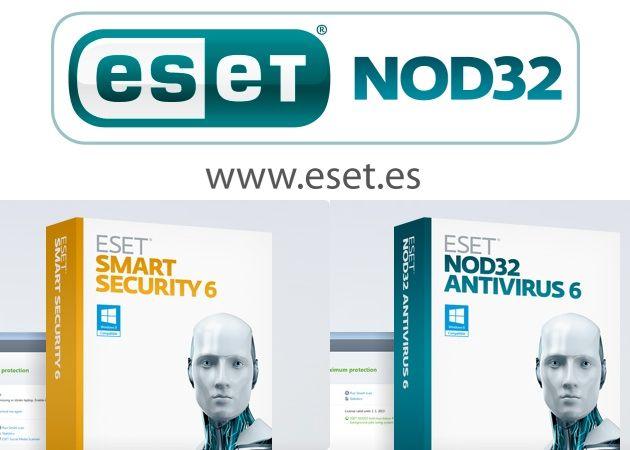 Nuevo NOD32 en versiones Antivirus 6 y Smart Security 6 en ESET