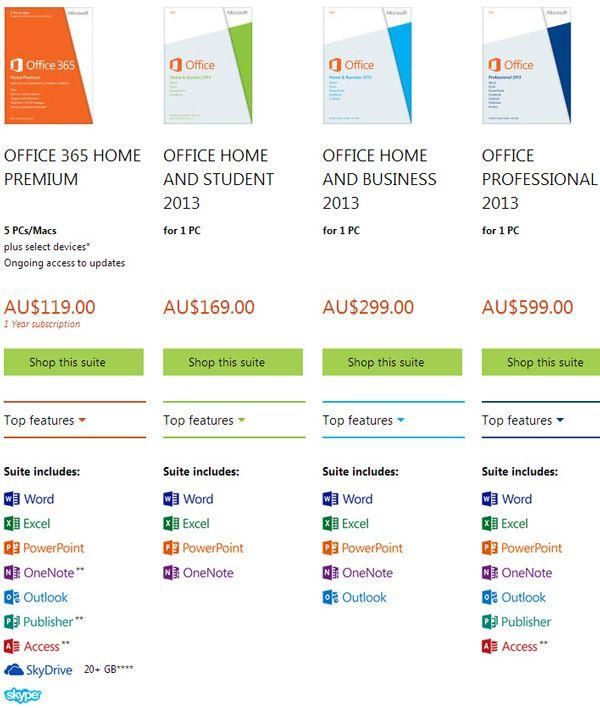 office 2013 51 Office 2013 ya está a la venta en todo el mundo (ACTUALIZACIÓN)