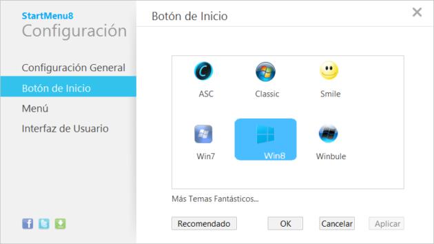 sm8 21 630x354StartMenu8, otro menú de inicio para Windows 8